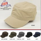 OTTO H0791 WORK CAP オットー ワークキャップ ミリタリー 帽子 メンズ レディース かぶり浅めタイプ