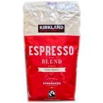 コストコ カークランド スターバックス エスプレッソブレンド コーヒー豆 907g STARBUCKS KIRKLAND 赤 飲料