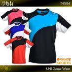 black knight ブラックナイト ゲームウェア T-9584 ユニ 男女兼用 バドミントン テニス スカッシュ ゲームシャツ ユニフォーム