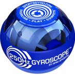 RPM Sports パワーボール 250Hz Classic Blue 筋トレ 器具 手首 握力 指 前腕 腕 腕力 筋肉 筋力 トレーニング リストボール