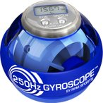 RPM Sports パワーボール 250Hz Pro Blue プロ ブルー 筋トレ 器具 手首 握力 指 前腕 腕 腕力 筋肉 筋力 トレーニング リストボールーリスト