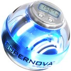 RPM Sports パワーボール 250Hz Supernova Pro LED 発光 デジタルカウンター 筋トレ 器具 手首 握力 前腕 腕 腕力 筋力 トレーニング リストボール