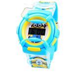 MINIONS ミニオン怪盗グルーのミニオン危機一発 Kids Watch 腕時計 シリコン ストラップ