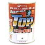 カンペハピオ 油性シリコン多用途塗料 油性トップガード 白/3.2L