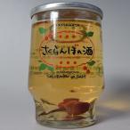 【朝日川酒造】さくらんぼの酒 さくらんぼの実入り(170ml)