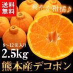 ギフト 爽やかブランド柑橘 熊本県産 デコポン(gn)