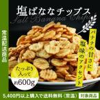 ドライフルーツ 塩ばななチップス 約600g バナナ おやつ 野菜チップス(ln)
