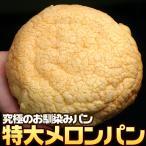 究極のパン 特大メロンパン 菓子パン (pn)