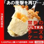 起司蛋糕 - チーズケーキ 禁断のウルトラチーズケーキ お取り寄せ ギフト(5400円以上まとめ買いで送料無料対象商品)(lf)