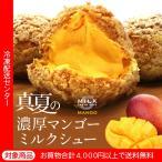 シュークリーム 真夏の濃厚マンゴーミルクシュー6個入り 濃厚ミルクシュー5(4000円以上まとめ買いで送料無料対象商品) (lf)