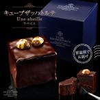 バレンタイン 2017 チョコレート プチギフト ケーキ キューブザッハトルテ (vf)