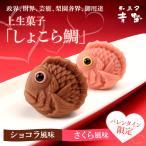 バレンタイン 2018 チョコレート プチギフト クランチチョコ ショコラ鯛(ゆず、抹茶、みたらし、桜)プレゼント(vj)