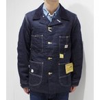 SUGAR CANE|���奬�������� �ǥ˥५�С������� 11oz. BLUE DENIM WORK COAT BLANKET LINED SC14000