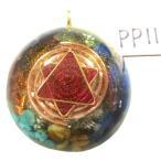 オルゴナイト プラス ペットペンダント PP11