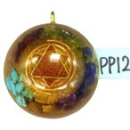 オルゴナイト プラス ペットペンダント PP12