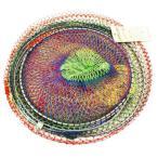 へらぶな ダイシン製 手すきふらしビク(150x40cm)(50272)|釣具 へらぶな用品 玉置 フラシ 網