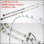 総糸巻 シマアジ リアルワンモデル 五代目 Gokuspecial バーションS 220-80号(80206) 釣り 竿 ロッド