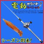 数量限定電動ヤリイカ釣りセット 総糸巻Gokuspecial Ika Spec LBF Limited 150(100/120)&シマノ11 フォースマスター 2000MK(dendouikaset150)