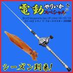 数量限定電動ヤリイカ釣りセット 総糸巻Gokuspecial Ika Spec LBF Limited 180(100/120)&シマノ11 フォースマスター 2000MK(dendouikaset180)