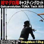 [10%offепб╝е▌еє╚п╣╘├ц] е▐е░еэенеуе╣е╞егеєе░еэе├е╔ Gokuevolution TUNA Tech (е─е╩е╞е├еп) 83S (goku-086668)