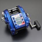 ミヤマエ コマンド(COmmAND)AD-3 メタリックガーターブルー(hd-002517)電動リール