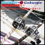 期間限定 ライトゲームロッド&電動リールセット (shi-029065-240110)