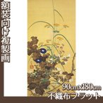 複製画90cm×180cm(額無し) 酒井抱一(No.1~20) 不織布フラット100g