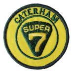 Caterham(ケータハム)・S7・ロゴ・ワッペン - 1,620 円
