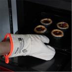 ミトン 鍋つかみ おしゃれ オーブンミトン 耐熱 グリルミトン 滑り止め アナハイム オーブングローブ メンズライク