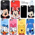 Disney Chu Silicon Bumper ケース iPhone X/8/8Plus/7/7Plus/6s/6s Plus/6/6Plus Galaxy S8/S8+