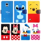 Disney Cutie Diary 手帳型 ケース iPhone 7/7Plus/6s/6s Plus/6/6Plus/5/5s/SE Galaxy S6/S6edge/S5