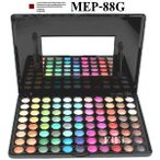 【訳ありセール】アイシャドウパレット、メイクパレット、アイズパレット88色 MEP-088G