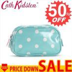 ショッピングキャスキッドソン ◇◇ キャスキッドソン バッグ ポーチ CATH KIDSTON  372152 MAKE-UP BAG  BLUE  SPOT 比較対照価格 2,808 円