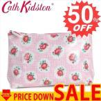 ショッピングキャスキッドソン ◇◇ キャスキッドソン バッグ ポーチ CATH KIDSTON  380393 ORIGINAL COSMETIC BAG  PINK  LATTICE ROSE 比較対照価格 2,700 円