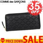 ショッピングコムデギャルソン コムデギャルソン 財布 COMME des GARCONS コムデギャルソン 長財布 SA011EB ブラック  【型式】 COMME DES GARCONS 1275020110015