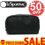 ◇→レスポ ポーチ LeSportsac レスポートサック ポーチ 6511 5982 ブラック  【型式】 1307016511015