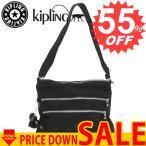◇◇ キプリング セール バッグ Kipling キプリング ショルダーバッグ K13335 ALVAR ブラック 900  【型式】 KIPLING 1371013335015