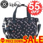 キプリング バッグ ハンドバッグ KIPLING AMIEL K15371 MEDIUM HANDBAG WITH REMOVABLE SHOULDERSTRAP 60M SMALL FLOWER 999【型式】1371015371174