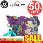 キプリング バッグ ショルダーバッグ KIPLING CALLIE HB6492 ALOHA GROVE PURPLE【型式】1371806492000