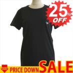 メゾンキツネ レディース Tシャツ MAISON KITSUNE AW00102AT1501-BK TEE-SHIRT TRICOLOR FOX PATCH BLACK 100% COTTON サイズ:S 比較対照価格 15,120 円