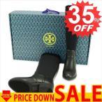 トリーバーチ 長靴 TORY BURCH APRIL 32565 RAINBOOT 1 BLACK サイズ:6【型式】6158162365415