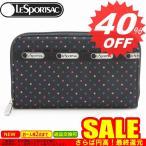 レスポートサック LeSportsac 6506 D864 NAUTICOOL BLACK S リリー LILY 長財布