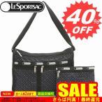 LeSportsac 7507 D864 NAUTICOOL BLACK S デラックスエブリデイ バック DELUXE EVERYDAY BAG ショルダー レスポートサック