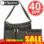 レスポートサック LeSportsac 7507-D873 DELUXE EVERYDAY BAG(デラックスエブリデイバッグ) ショルダーバッグ CHEETAH S レディース