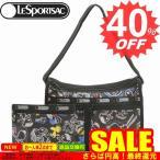 LeSportsac 7507 G057 CHALKBOARD SNOOPY デラックスエブリデイ バック DELUXE EVERYDAY BAG ショルダー レスポートサック