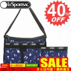 LeSportsac 7507-G084 DELUXE EVERYDAY BAG(デラックスエブリデイバッグ) ショルダーバッグ SNOOPY STARGAZER レディース レスポートサック