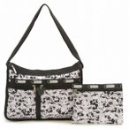 LeSportsac 7507-P928 DELUXE EVERYDAY BAG ディズニー ショルダーバッグ MICKEY LOVES MINNIE/レスポートサック