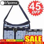 レスポートサック LeSportsac 7507-P930 DELUXE EVERYDAY BAG ディズニー エブリデイ バッグ CHECKS AND BOWS