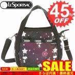 レスポートサック LeSportsac 8056-G083 SMALL JENNI(スモールジェニー)ハンドバッグ スヌーピー SNOOPY IN THE STARS レディース