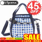 LeSportsac 8056-P930 SMALL JENNI ディズニー スモール ジェニー ハンド バッグ CHECKS AND BOWS/レスポートサック
